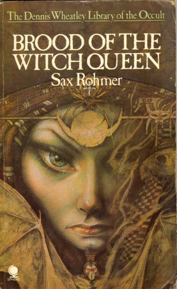 brood of the witch queen sax rohmer