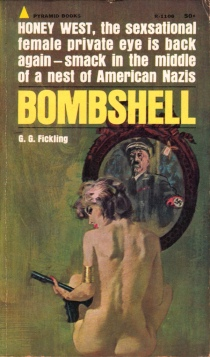 Bombshell - G. G. Fickling vintage sleaze books