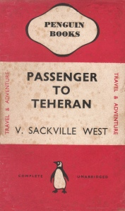 passenger to tehran