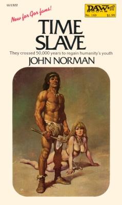 time slave john norman vintage sleaze books