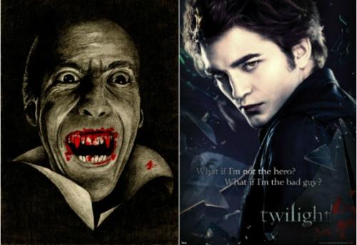 Dracula vs. Twilight