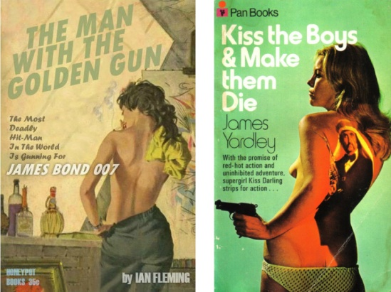 vintage sleaze covers