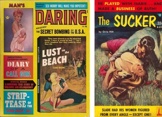 vintage sleaze covers