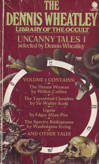 Uncanny Tales The Dennis Wheatley Library of the Occult