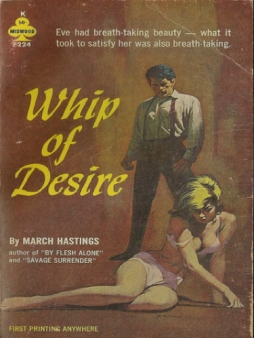 Whip of desire March Hastings