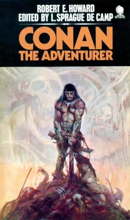 Conan by Robert E. Howard